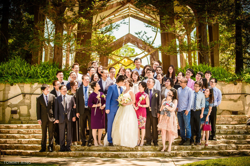Wayfarers chapel Wedding Photography Ranho Palos Verdes Tommy Xing Photography 洛杉矶玻璃教堂婚礼婚纱照摄影师156.jpg