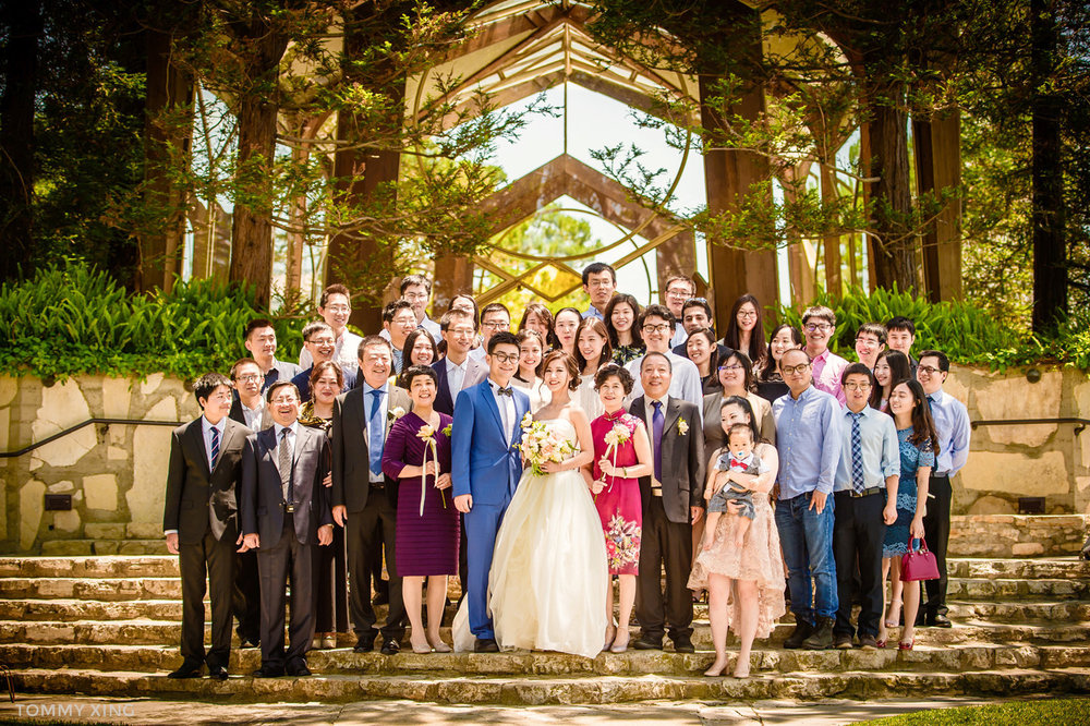 Wayfarers chapel Wedding Photography Ranho Palos Verdes Tommy Xing Photography 洛杉矶玻璃教堂婚礼婚纱照摄影师157.jpg