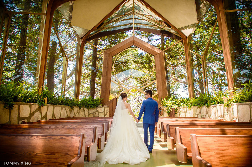 Wayfarers chapel Wedding Photography Ranho Palos Verdes Tommy Xing Photography 洛杉矶玻璃教堂婚礼婚纱照摄影师162.jpg