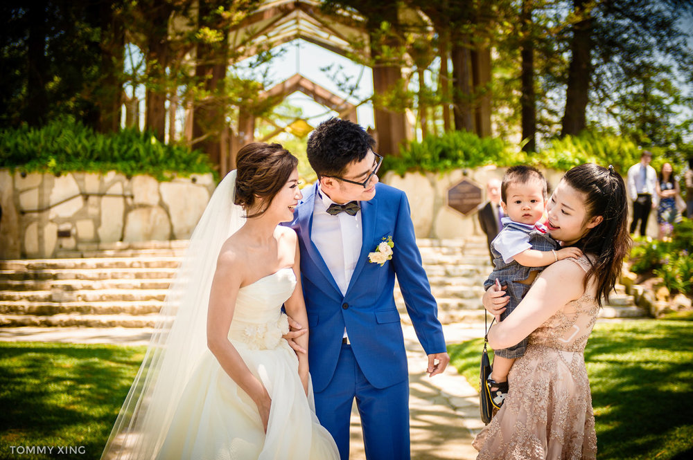 Wayfarers chapel Wedding Photography Ranho Palos Verdes Tommy Xing Photography 洛杉矶玻璃教堂婚礼婚纱照摄影师166.jpg