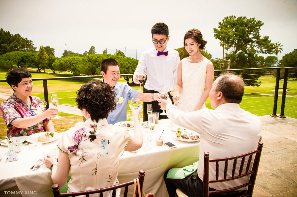 Wayfarers chapel Wedding Photography Ranho Palos Verdes Tommy Xing Photography 洛杉矶玻璃教堂婚礼婚纱照摄影师236.jpg