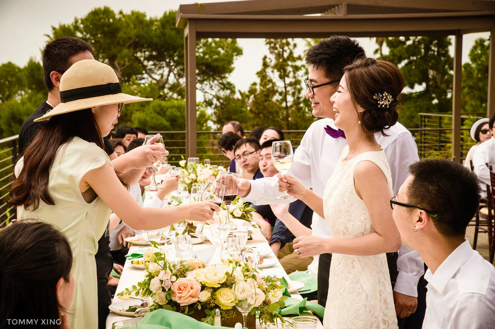 Wayfarers chapel Wedding Photography Ranho Palos Verdes Tommy Xing Photography 洛杉矶玻璃教堂婚礼婚纱照摄影师249.jpg