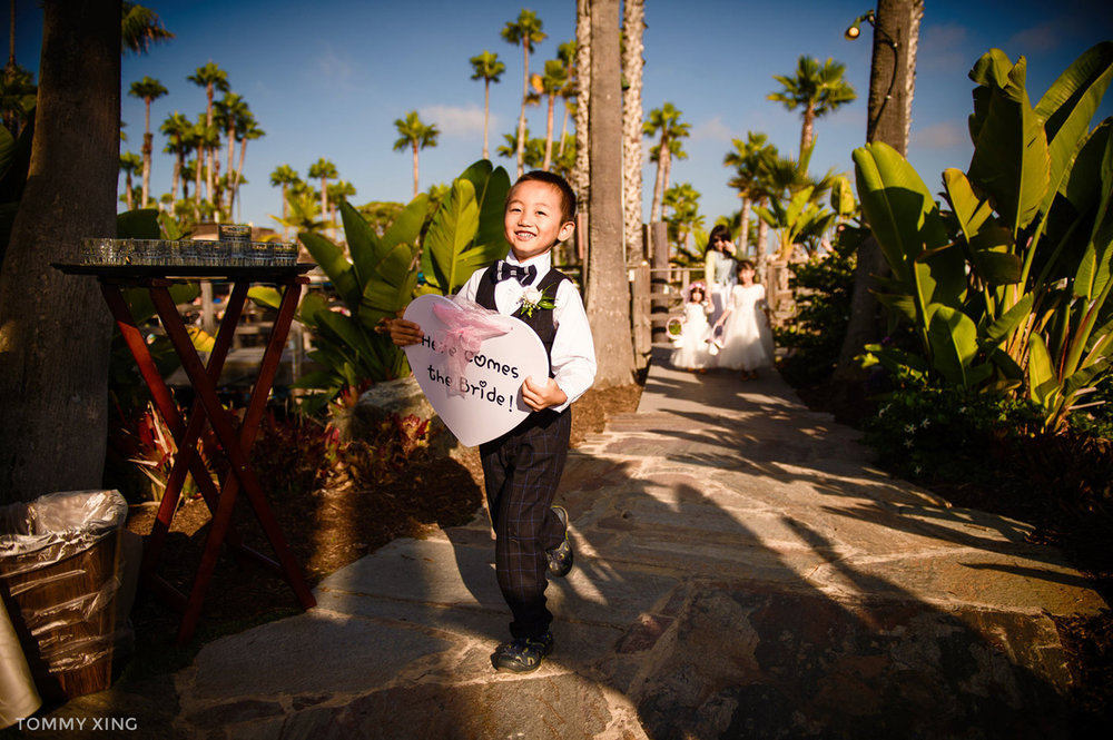 Paradise Point Resort Wedding Xiaolu & Bin San Diego 圣地亚哥婚礼摄影跟拍 Tommy Xing Photography 洛杉矶婚礼婚纱照摄影师 099.jpg