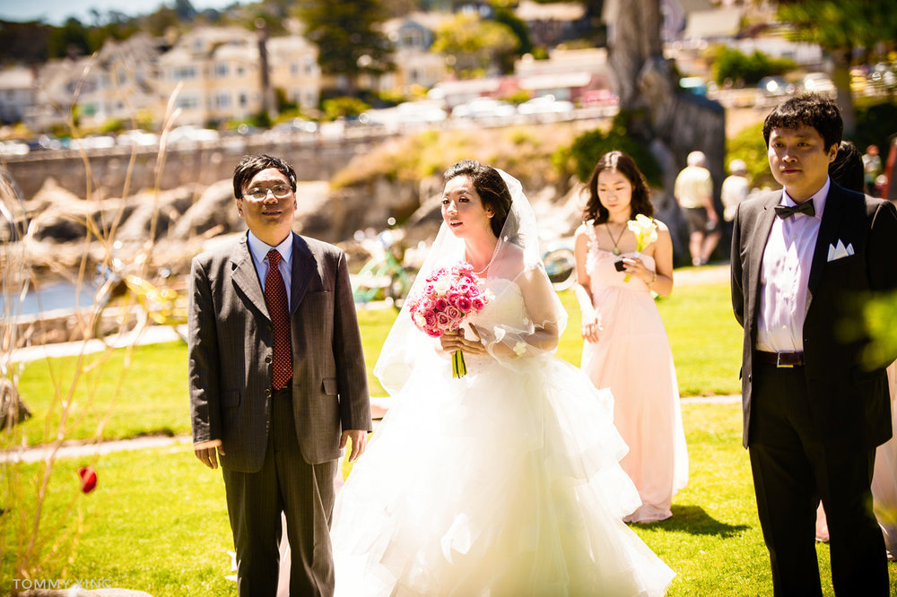 Lovers Point Park Wedding Monterey Wenping & Li  San Francisco Bay Area 旧金山湾区 洛杉矶婚礼婚纱照摄影师 Tommy Xing Photography 038.jpg