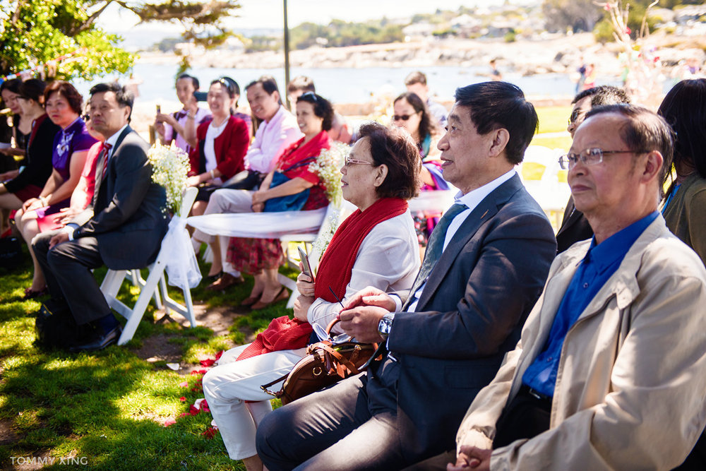 Lovers Point Park Wedding Monterey Wenping & Li  San Francisco Bay Area 旧金山湾区 洛杉矶婚礼婚纱照摄影师 Tommy Xing Photography 045.jpg