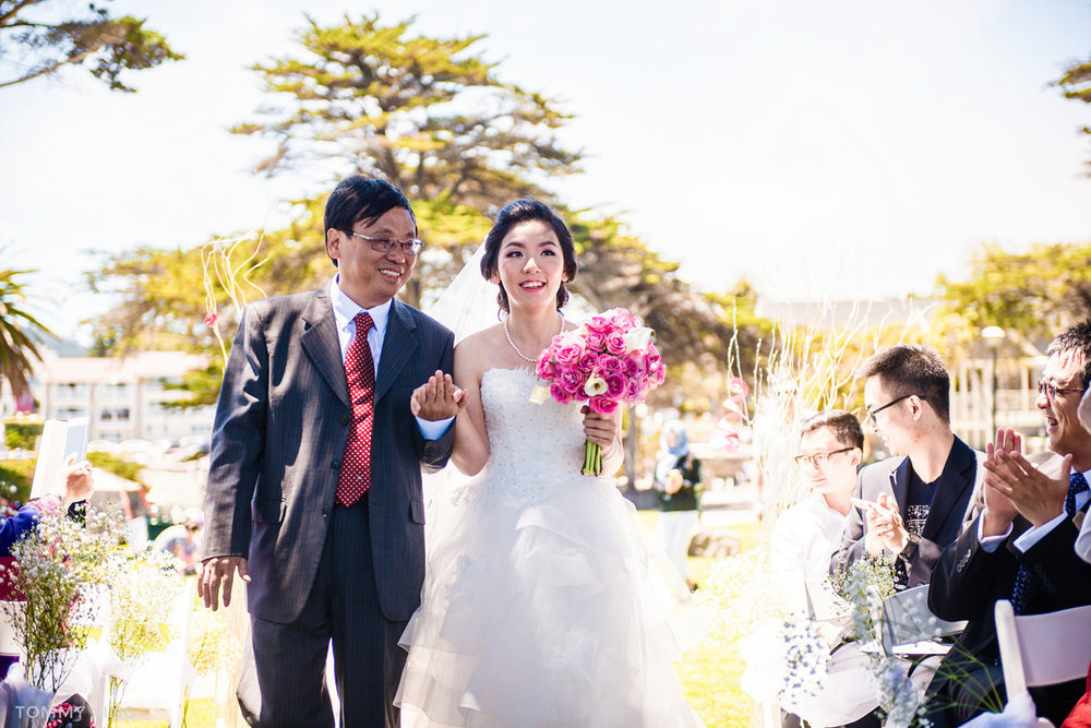 Lovers Point Park Wedding Monterey Wenping & Li  San Francisco Bay Area 旧金山湾区 洛杉矶婚礼婚纱照摄影师 Tommy Xing Photography 050.jpg