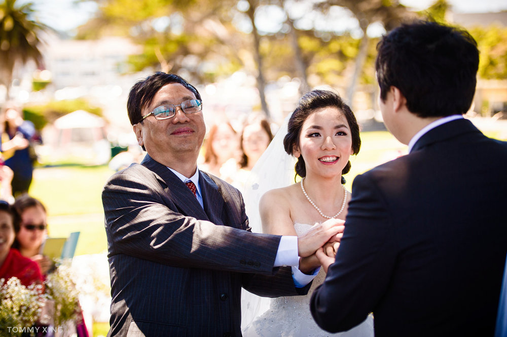 Lovers Point Park Wedding Monterey Wenping & Li  San Francisco Bay Area 旧金山湾区 洛杉矶婚礼婚纱照摄影师 Tommy Xing Photography 053.jpg