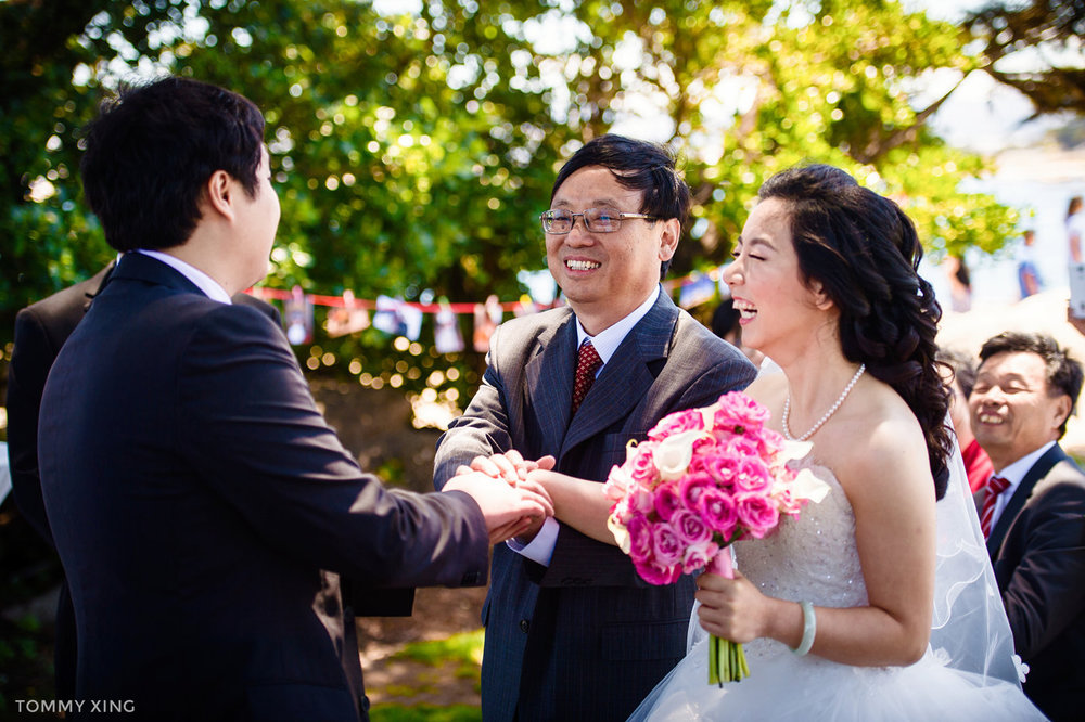 Lovers Point Park Wedding Monterey Wenping & Li  San Francisco Bay Area 旧金山湾区 洛杉矶婚礼婚纱照摄影师 Tommy Xing Photography 054.jpg