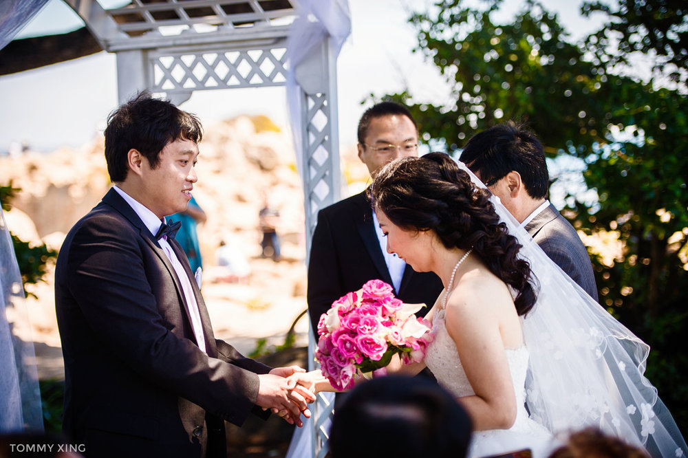 Lovers Point Park Wedding Monterey Wenping & Li  San Francisco Bay Area 旧金山湾区 洛杉矶婚礼婚纱照摄影师 Tommy Xing Photography 056.jpg
