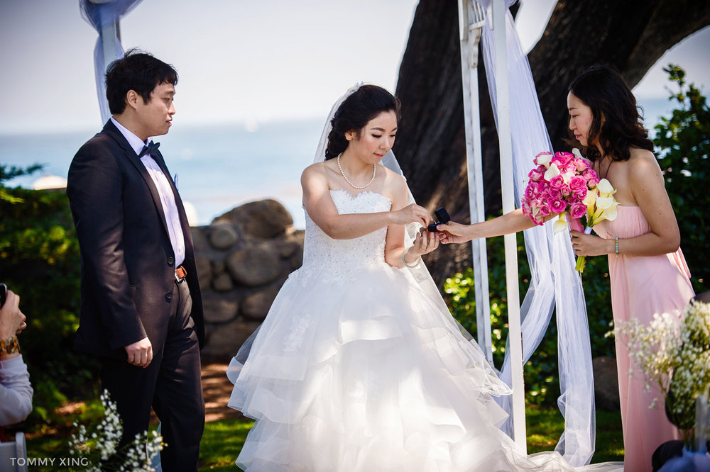 Lovers Point Park Wedding Monterey Wenping & Li  San Francisco Bay Area 旧金山湾区 洛杉矶婚礼婚纱照摄影师 Tommy Xing Photography 068.jpg