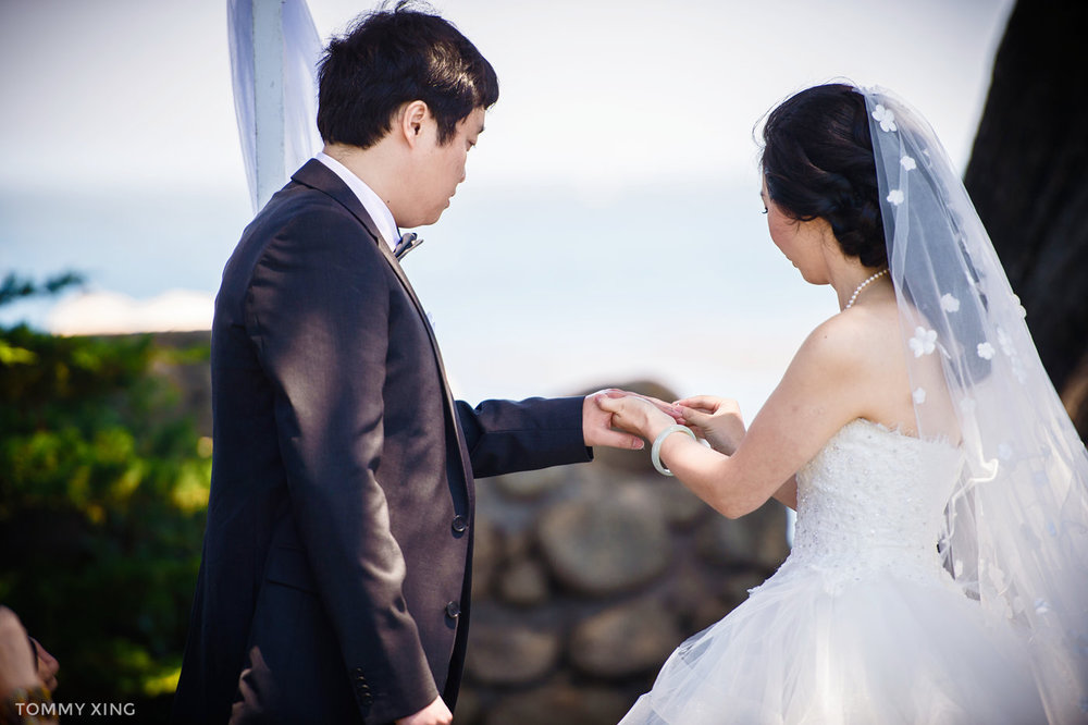 Lovers Point Park Wedding Monterey Wenping & Li  San Francisco Bay Area 旧金山湾区 洛杉矶婚礼婚纱照摄影师 Tommy Xing Photography 069.jpg