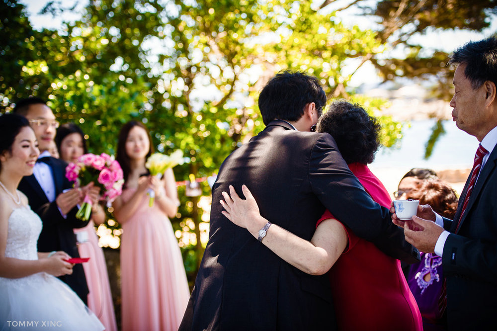 Lovers Point Park Wedding Monterey Wenping & Li  San Francisco Bay Area 旧金山湾区 洛杉矶婚礼婚纱照摄影师 Tommy Xing Photography 084.jpg