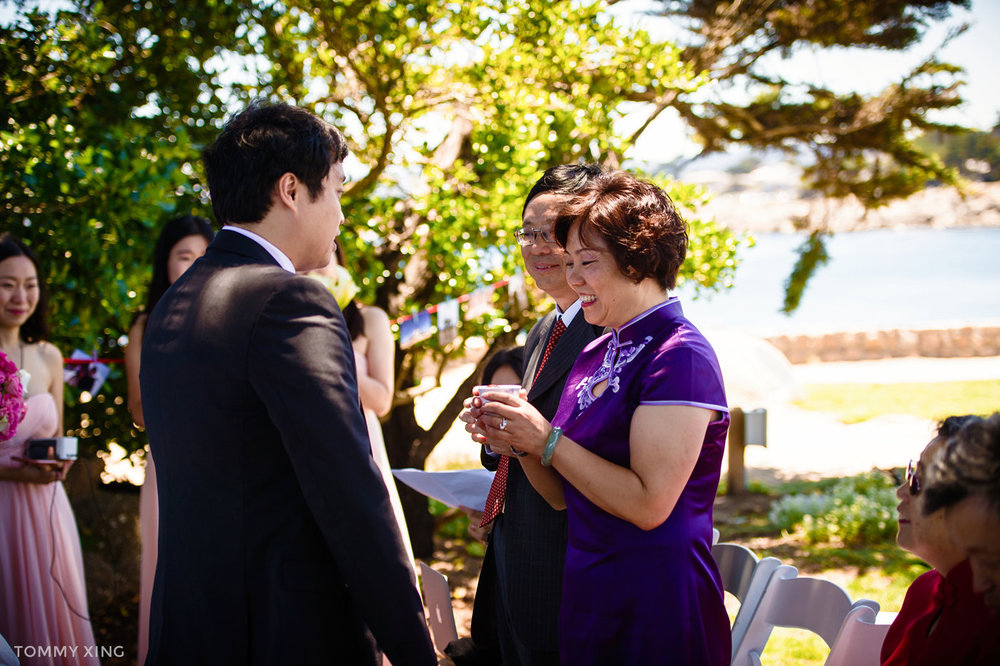 Lovers Point Park Wedding Monterey Wenping & Li  San Francisco Bay Area 旧金山湾区 洛杉矶婚礼婚纱照摄影师 Tommy Xing Photography 096.jpg