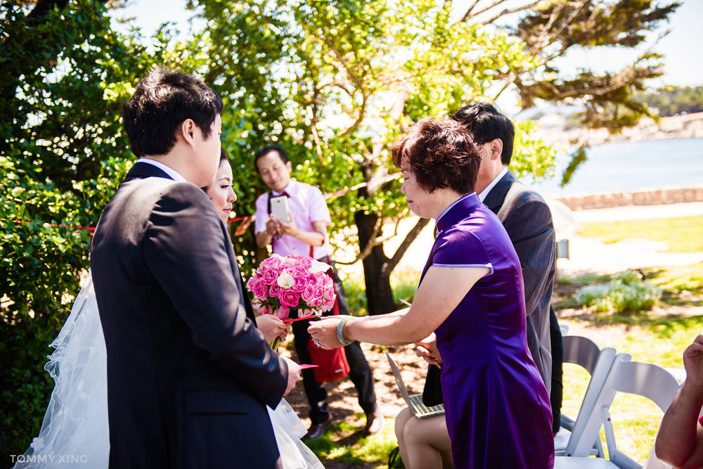 Lovers Point Park Wedding Monterey Wenping & Li  San Francisco Bay Area 旧金山湾区 洛杉矶婚礼婚纱照摄影师 Tommy Xing Photography 100.jpg