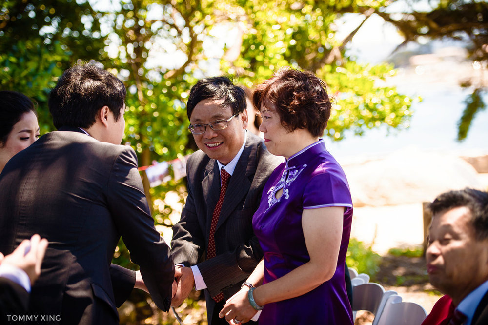 Lovers Point Park Wedding Monterey Wenping & Li  San Francisco Bay Area 旧金山湾区 洛杉矶婚礼婚纱照摄影师 Tommy Xing Photography 104.jpg