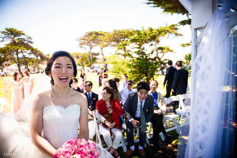 Lovers Point Park Wedding Monterey Wenping & Li  San Francisco Bay Area 旧金山湾区 洛杉矶婚礼婚纱照摄影师 Tommy Xing Photography 109.jpg