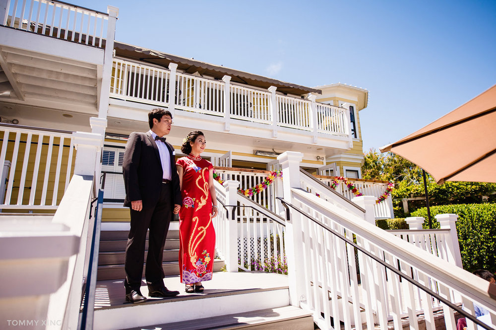 Lovers Point Park Wedding Monterey Wenping & Li  San Francisco Bay Area 旧金山湾区 洛杉矶婚礼婚纱照摄影师 Tommy Xing Photography 135.jpg