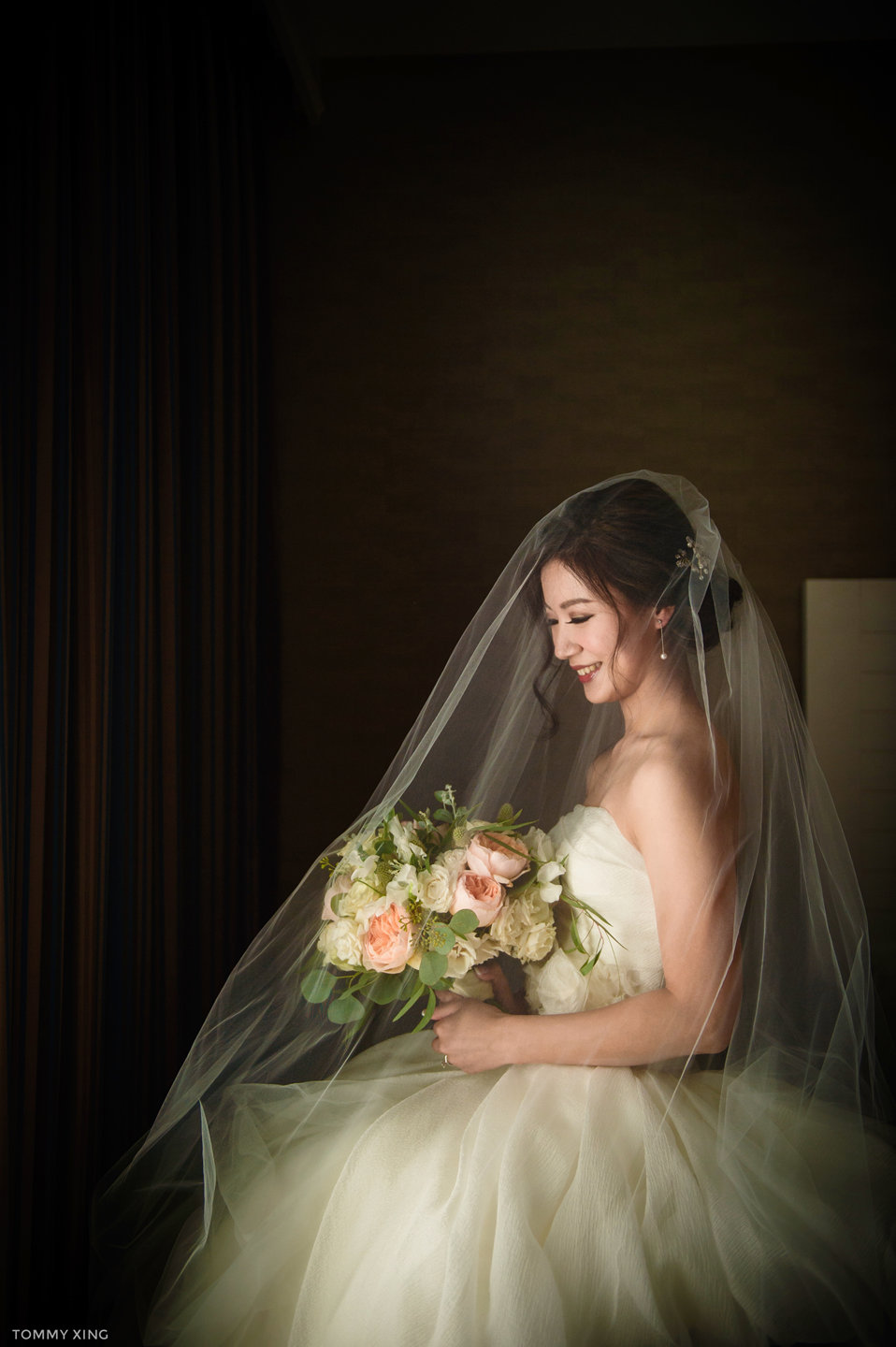 Wayfarers chapel Wedding Photography Ranho Palos Verdes Tommy Xing Photography 洛杉矶玻璃教堂婚礼婚纱照摄影师071.jpg