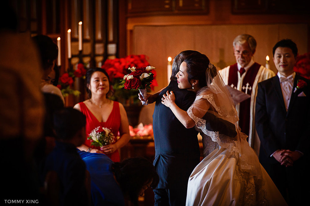 NEIGHBORHOOD CHURCH WEDDING RANCHO PALOS VERDES 洛杉矶婚礼婚纱照摄影师 Tommy Xing Photography 03.jpg