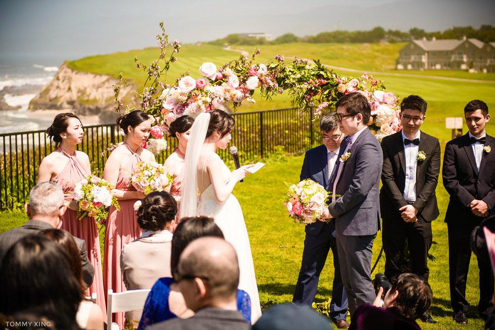 Edith Ho & Ryan Tan Ritz Carlton Half Moon Bay Wedding 旧金山湾区半月湾丽思卡尔顿婚礼 Tommy Xing Photography 07.jpg