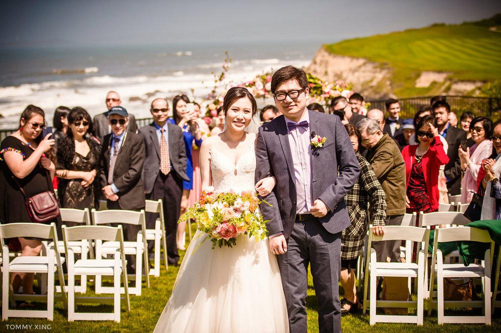 Edith Ho & Ryan Tan Ritz Carlton Half Moon Bay Wedding 旧金山湾区半月湾丽思卡尔顿婚礼 Tommy Xing Photography 09.jpg