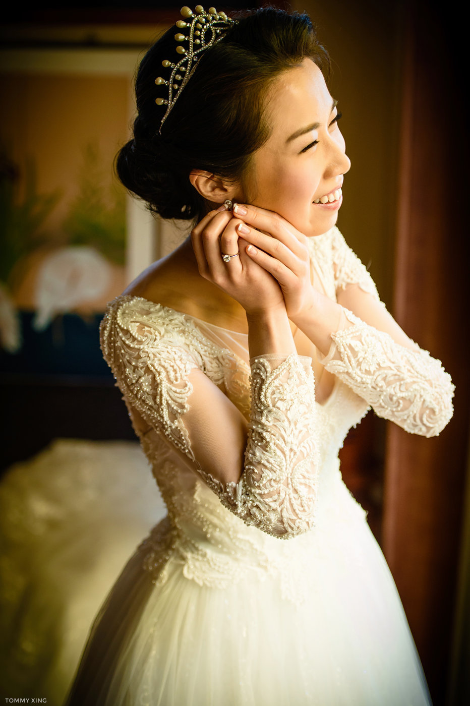 stanford memorial church wedding 旧金山湾区斯坦福教堂婚礼 Tommy Xing Photography 023.jpg