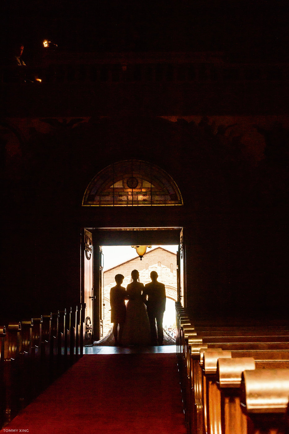 stanford memorial church wedding 旧金山湾区斯坦福教堂婚礼 Tommy Xing Photography 037.jpg