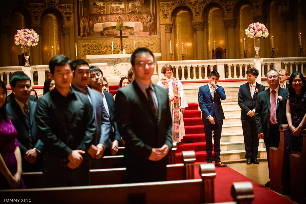 stanford memorial church wedding 旧金山湾区斯坦福教堂婚礼 Tommy Xing Photography 043.jpg