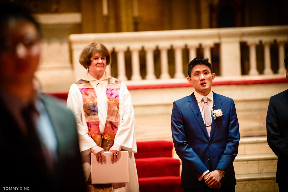 stanford memorial church wedding 旧金山湾区斯坦福教堂婚礼 Tommy Xing Photography 044.jpg