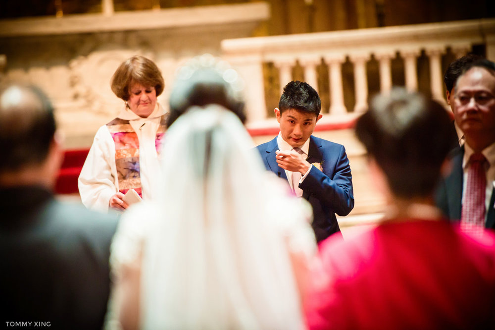 stanford memorial church wedding 旧金山湾区斯坦福教堂婚礼 Tommy Xing Photography 046.jpg