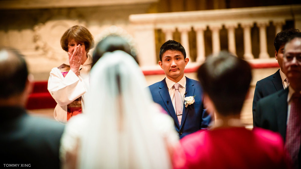 stanford memorial church wedding 旧金山湾区斯坦福教堂婚礼 Tommy Xing Photography 047.jpg