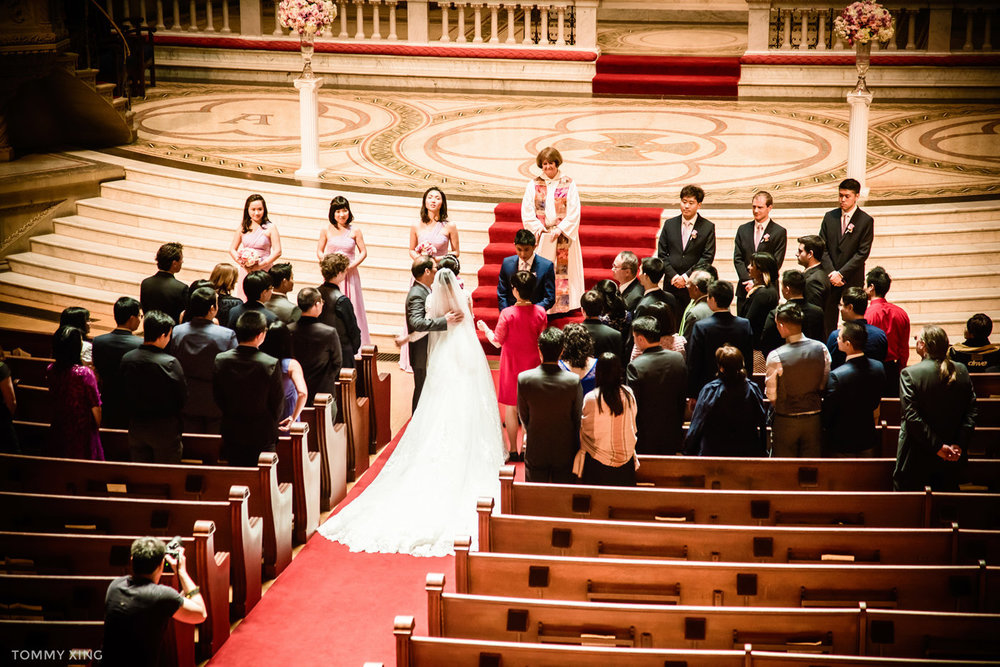 stanford memorial church wedding 旧金山湾区斯坦福教堂婚礼 Tommy Xing Photography 050.jpg