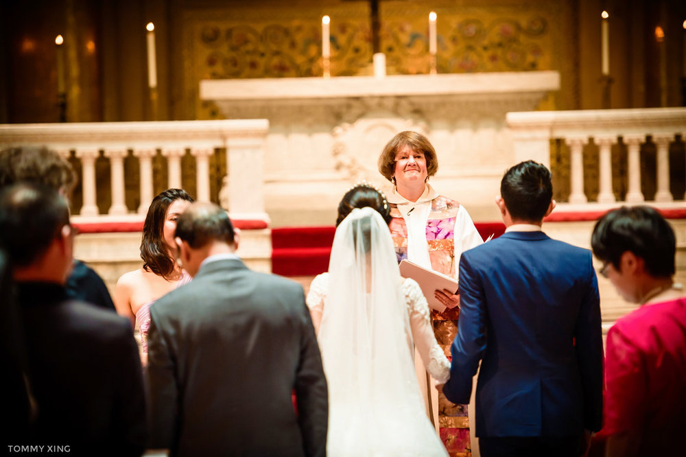 stanford memorial church wedding 旧金山湾区斯坦福教堂婚礼 Tommy Xing Photography 055.jpg