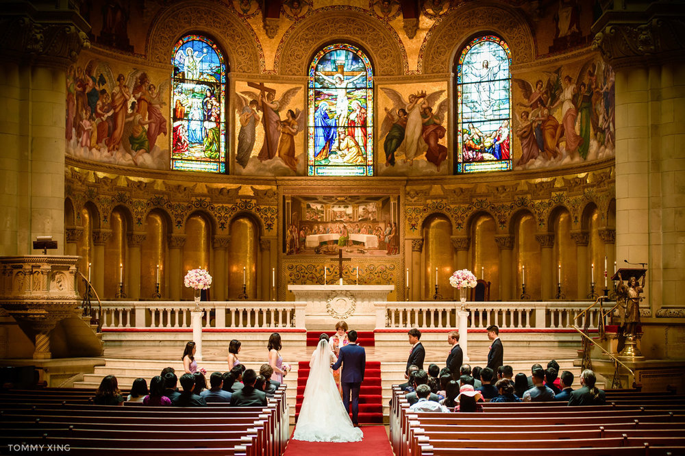 stanford memorial church wedding 旧金山湾区斯坦福教堂婚礼 Tommy Xing Photography 057.jpg
