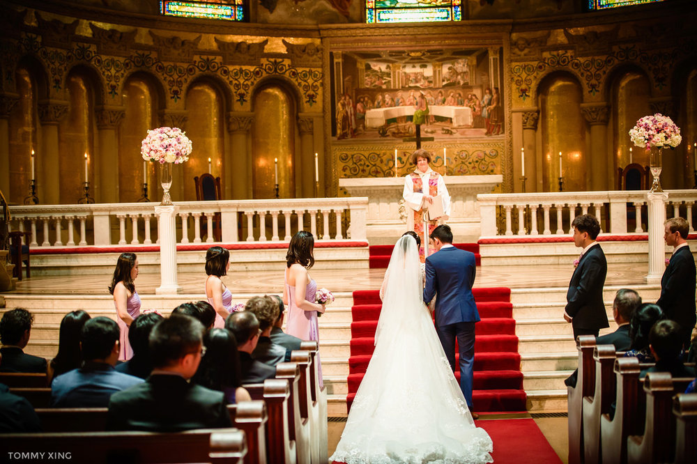 stanford memorial church wedding 旧金山湾区斯坦福教堂婚礼 Tommy Xing Photography 062.jpg