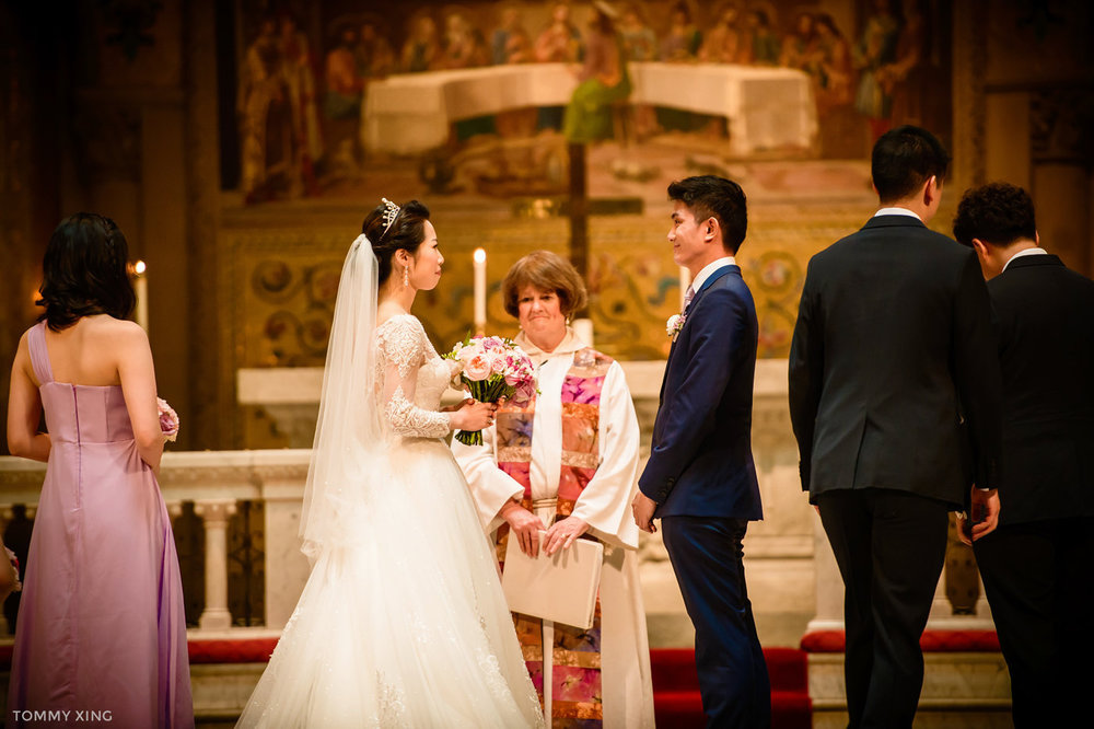 stanford memorial church wedding 旧金山湾区斯坦福教堂婚礼 Tommy Xing Photography 064.jpg