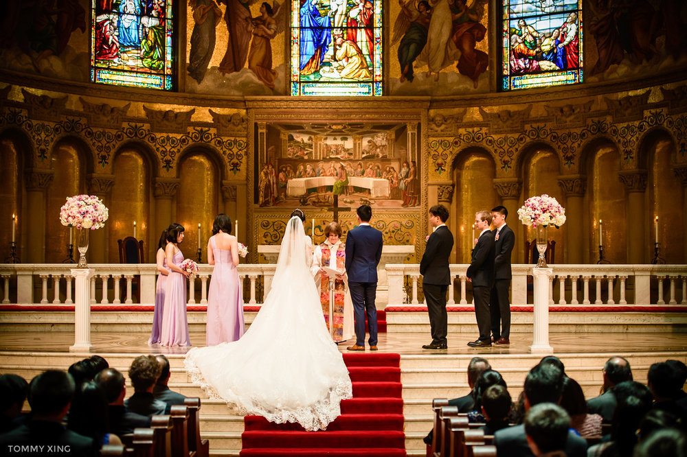 stanford memorial church wedding 旧金山湾区斯坦福教堂婚礼 Tommy Xing Photography 065.jpg