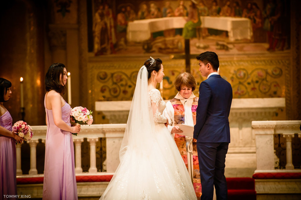 stanford memorial church wedding 旧金山湾区斯坦福教堂婚礼 Tommy Xing Photography 068.jpg