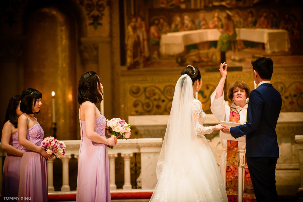 stanford memorial church wedding 旧金山湾区斯坦福教堂婚礼 Tommy Xing Photography 070.jpg
