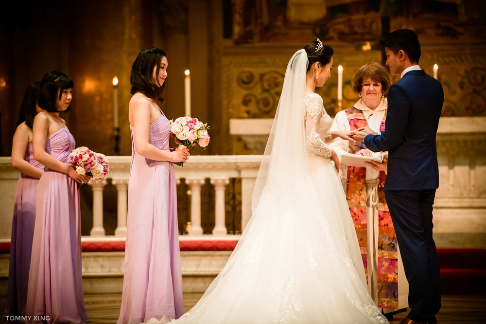 stanford memorial church wedding 旧金山湾区斯坦福教堂婚礼 Tommy Xing Photography 071.jpg