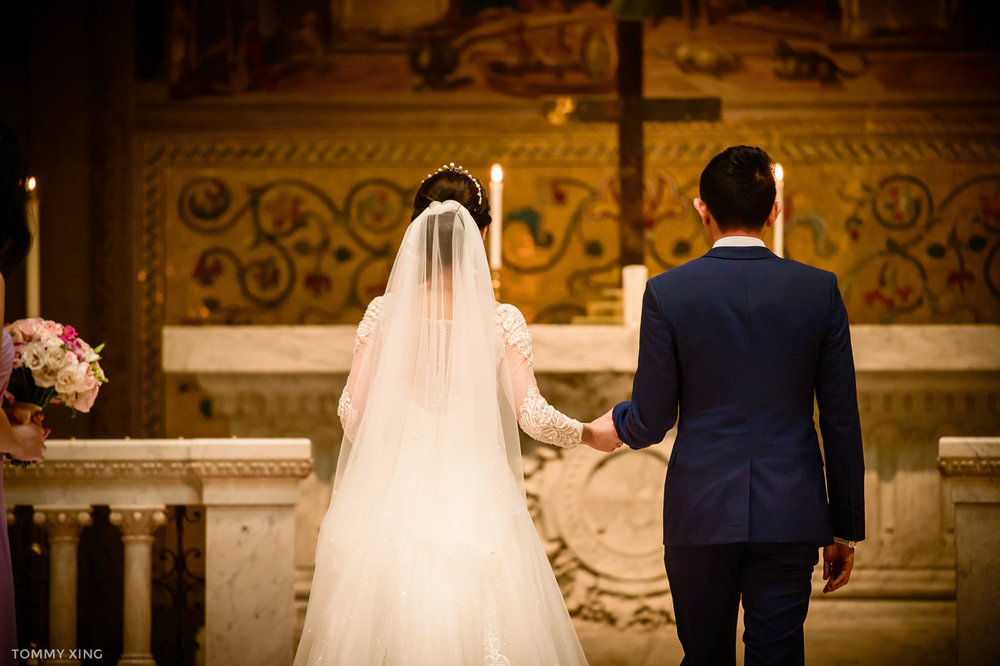 stanford memorial church wedding 旧金山湾区斯坦福教堂婚礼 Tommy Xing Photography 073.jpg
