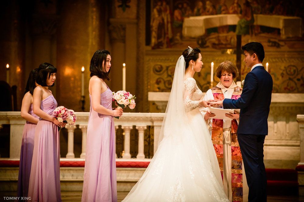 stanford memorial church wedding 旧金山湾区斯坦福教堂婚礼 Tommy Xing Photography 072.jpg