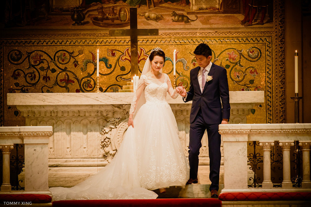 stanford memorial church wedding 旧金山湾区斯坦福教堂婚礼 Tommy Xing Photography 078.jpg