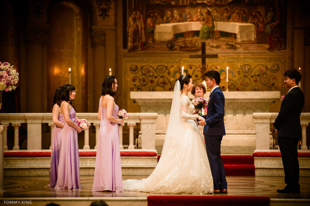 stanford memorial church wedding 旧金山湾区斯坦福教堂婚礼 Tommy Xing Photography 080.jpg