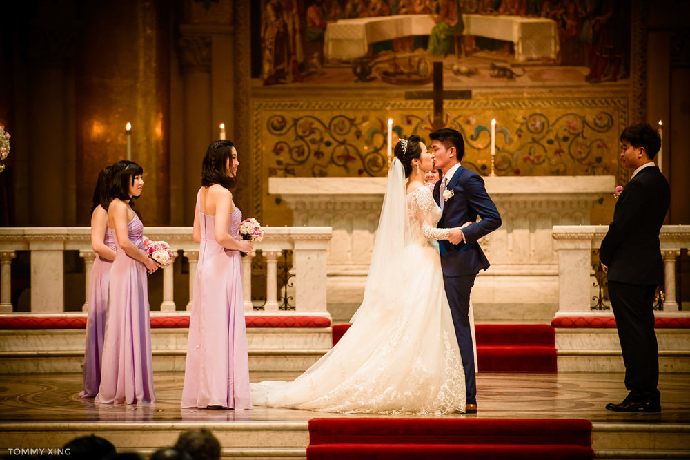 stanford memorial church wedding 旧金山湾区斯坦福教堂婚礼 Tommy Xing Photography 081.jpg