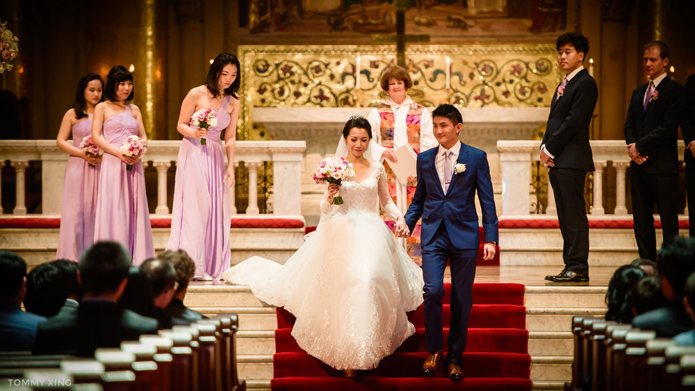 stanford memorial church wedding 旧金山湾区斯坦福教堂婚礼 Tommy Xing Photography 084.jpg