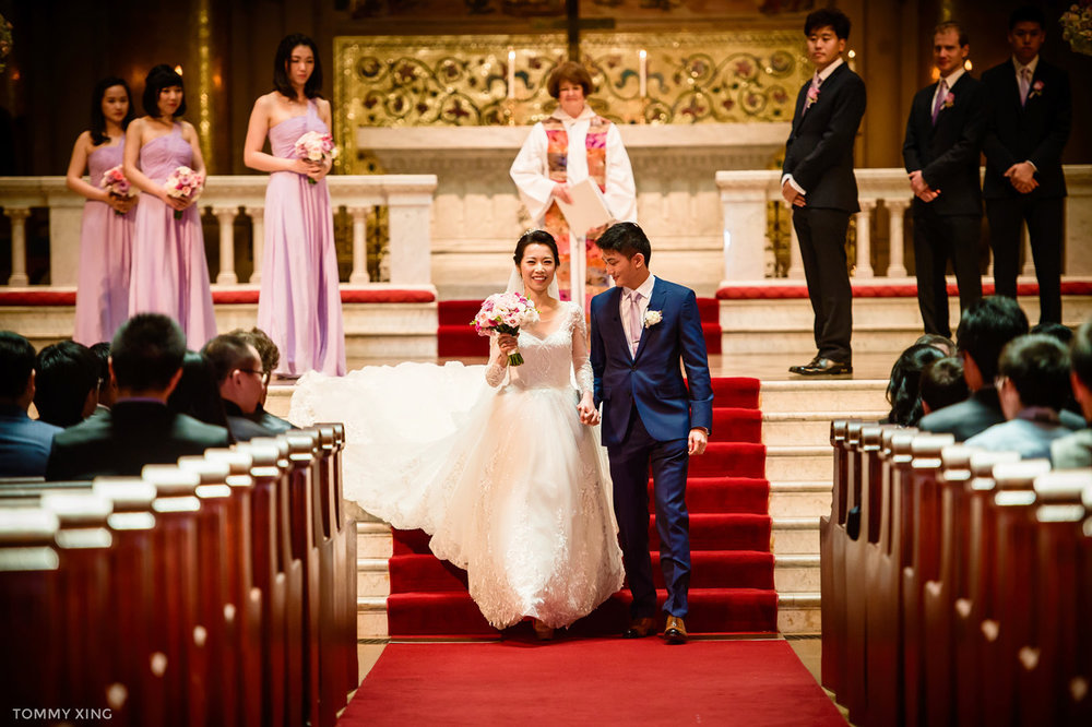 stanford memorial church wedding 旧金山湾区斯坦福教堂婚礼 Tommy Xing Photography 085.jpg