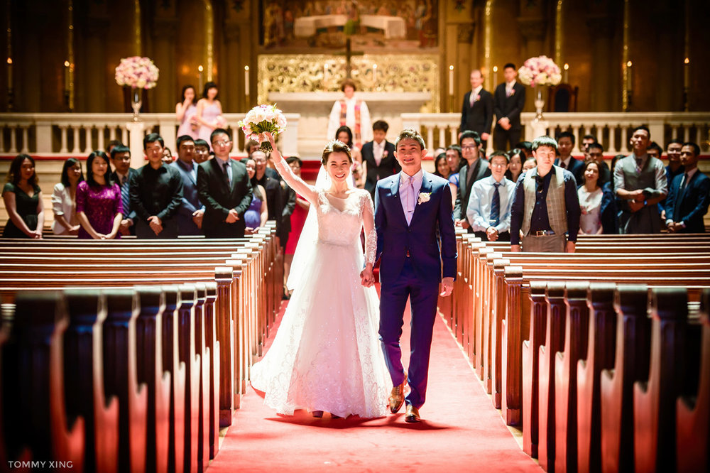 stanford memorial church wedding 旧金山湾区斯坦福教堂婚礼 Tommy Xing Photography 086.jpg