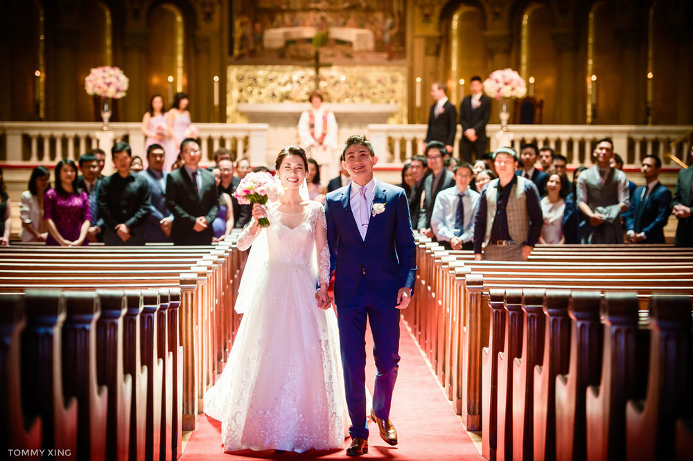 stanford memorial church wedding 旧金山湾区斯坦福教堂婚礼 Tommy Xing Photography 087.jpg