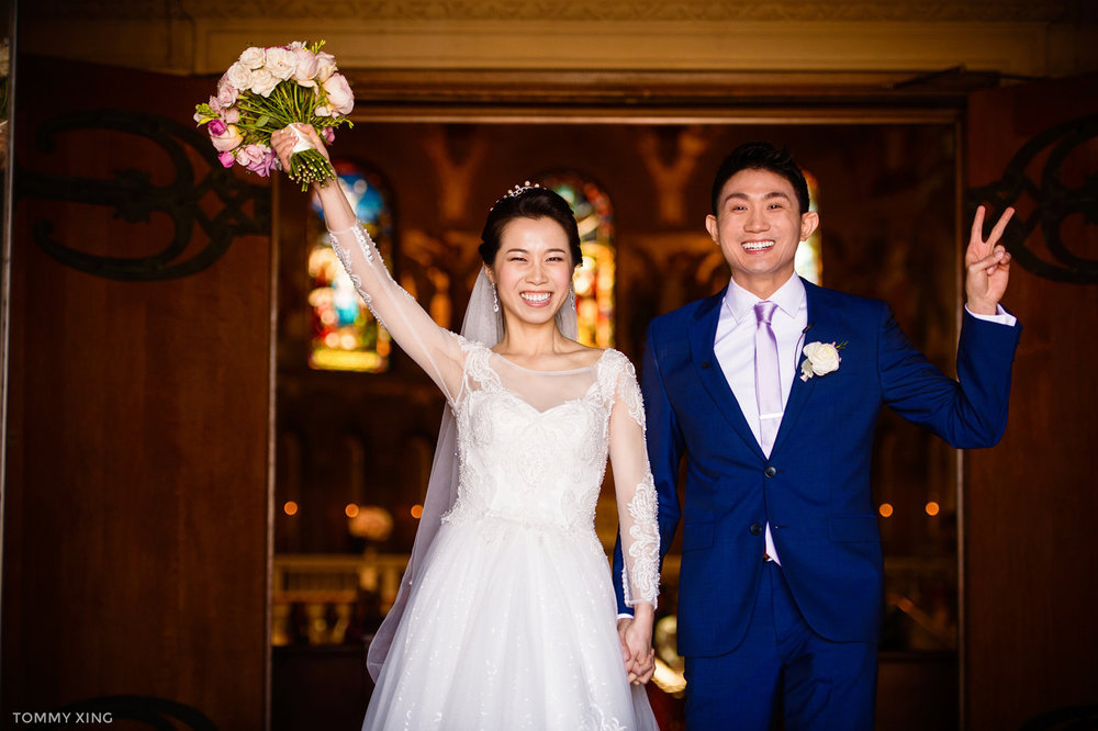 stanford memorial church wedding 旧金山湾区斯坦福教堂婚礼 Tommy Xing Photography 089.jpg